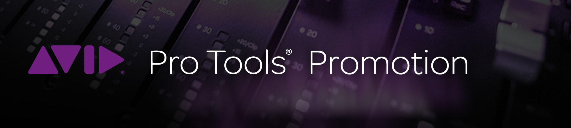 Banner Pro Tools Promotion